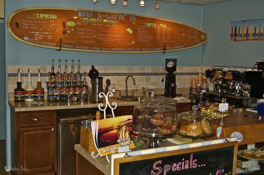 Java Surf Beach Cafe